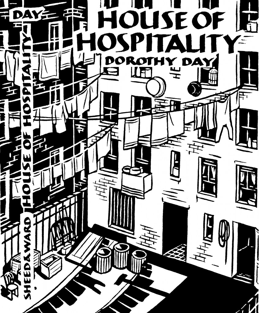 BJ10--houseHospitality, book jacket